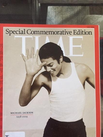 Revista Time - Edição Especial Comemorativa Michael Jackson