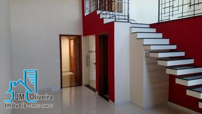 Casa A Venda No Condomínio Reserva Das Paineiras Itapetininga Sp - Ca00001