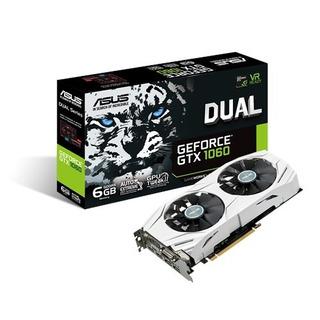 Tarjeta De Video Asus Nvidia Geforce Gtx 1060, 6gb Gddr5 192
