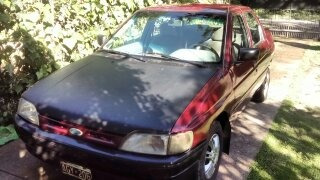 Ford Orion Gl Con Gnc 6000 Km
