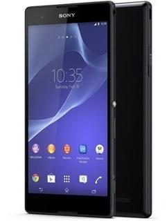 Sony Xperia T2 Ultra Dual D5322 - Vitrine Preto