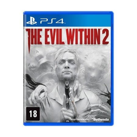 The Evil Within 2 Ps4 Novo Lacrado Ab Games