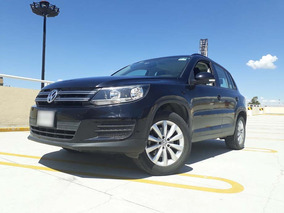 Volkswagen Tiguan 2014 Facturaoriginal Unico Dueño Bluetooth