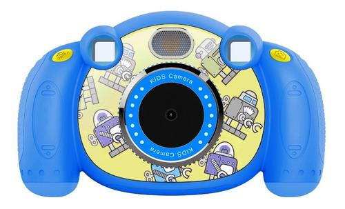 Câmera Digital C/ Flash Infantil Selfie Vídeo Foto Resolução