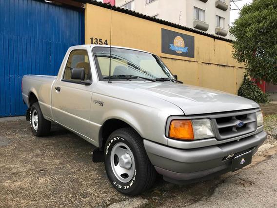 Ford Ranger Xl 1996, 6 Cil Com Ar Condicionado
