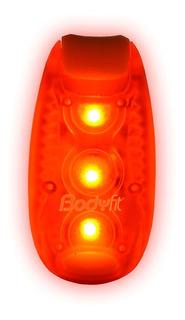 Clip De Led Para Ropa Naranja Bf-sclt1 Body Fit