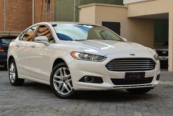 Ford Fusion 2.5 - Blindado Inbra - Impecável - 2013