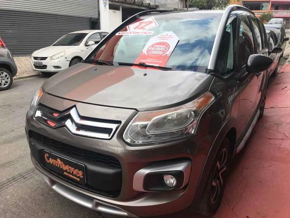 Citroën Aircross 2012 1.6 16v Glx Flex 5p $27990,00