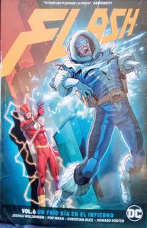 Flash Vol.6 Un Frio Dia En El Infierno