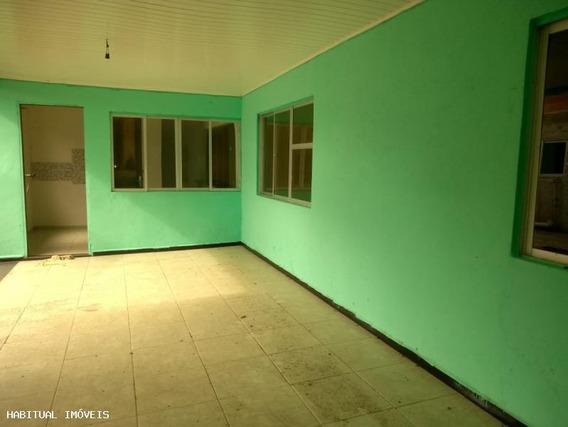Terreno Para Venda Em Paranaguá, Jardim Ouro Fino, 2 Dormitórios, 1 Banheiro, 1 Vaga - 115_1-1146757