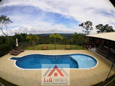 Linda Casa Com Vista Definitiva E Área Verde! - 3627