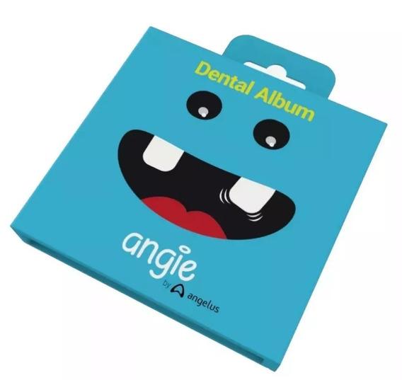 Album Dental Premium Angie Cor Azul