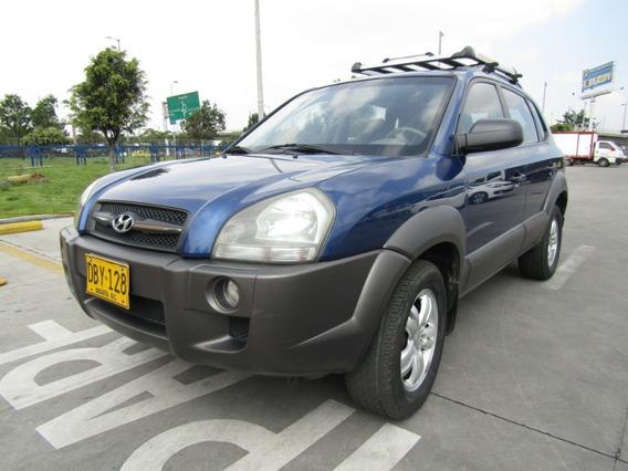 Hyundai Tucson Gl Mt 2000