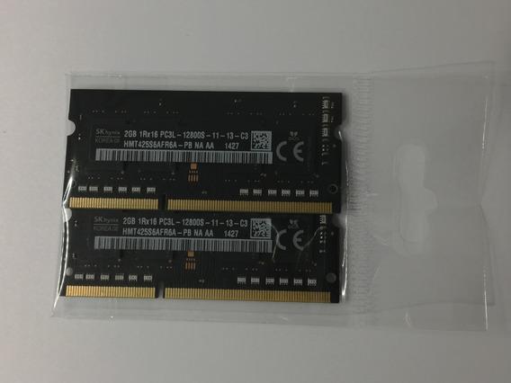 Memoria Ram Skhynix 4gb 2x2gb 1600mmhz Original Macbook 103