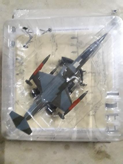 Miniatura Jato De Combate F 104 Starfigther