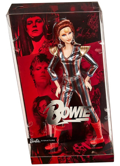 Barbie Signature David Bowie Ziggy Stardust 30 Cm, 2019