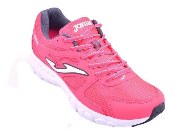 Zapatillas Running Joma Confort / Sider / Speed Mujer - Estacion Deportes Olivos
