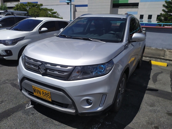 Suzuki Vitara All Grip 4x4 La Mas Full Carro Salvamento Sura