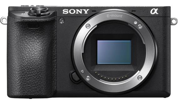 Sony A6500 + Lente Sony E 35mm F/1.8 Oss