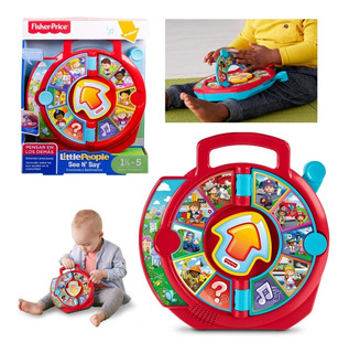 Didáctico Bebes Musical Juguete Fisher Price Jugueteria