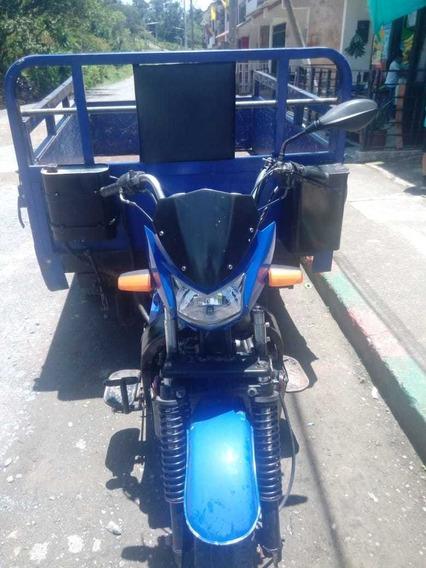 Moto Carga Ayco Modelo 2015 Cilindraje 250 Carga 400 Kg