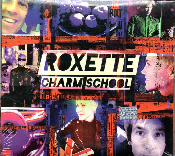 Roxette Charm School Deluxe 2 Cds - Los Chiquibum