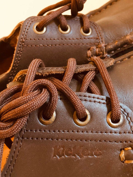Zapato Kickers, Talle 40, Canadiense