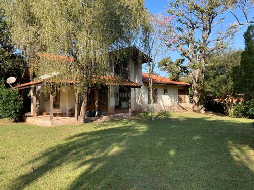 Imagem 1 de 6 de Casa Em Condomínio Com Amplo Terreno Com Mais 2 Casas Construídas - Gv21081