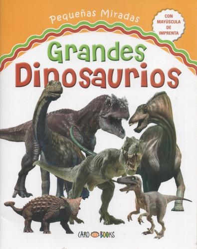 Libro: Colección Pequeñas Miradas - Grandes Dinosaurios