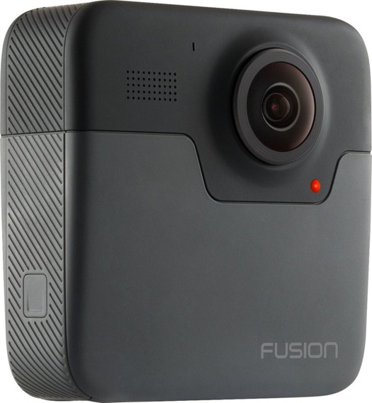 Gopro - Câmera Digital Fusão De 360 Graus - Preto