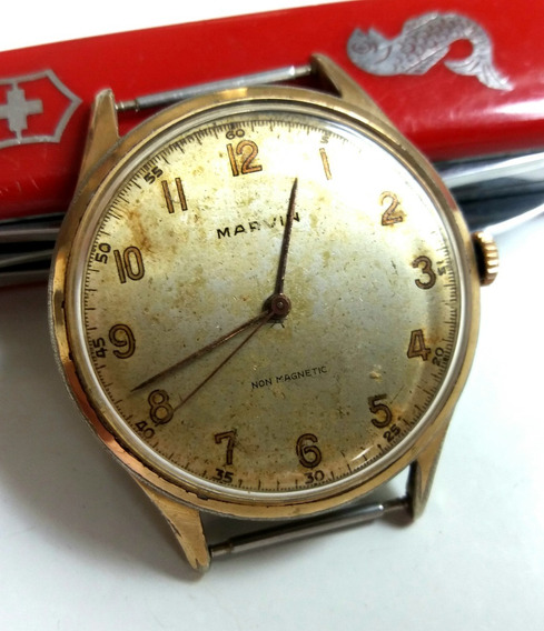 Relógio Marvin