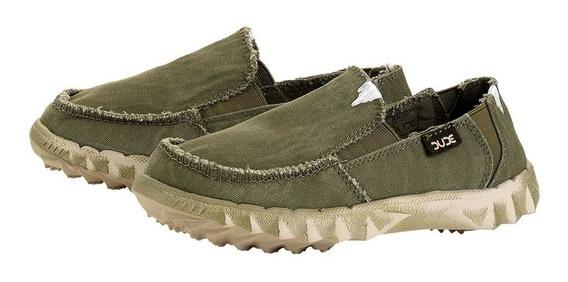 Zonazero Zapatos Mocasines Hey Dude Farty Washed Niños
