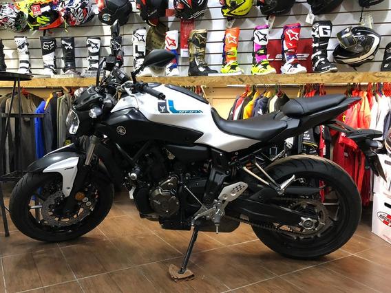 Yamaha Mt 07 2017 Marellisports Entrega Inmediata