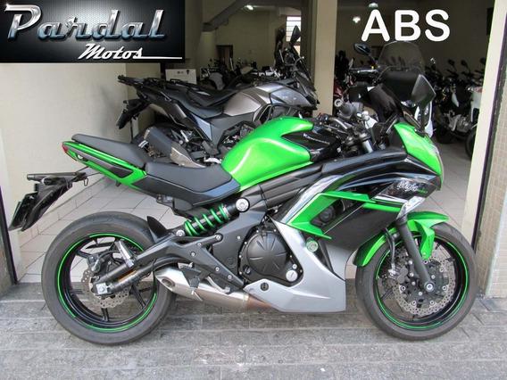 Kawasaki Ninja 650 R Abs 2017 Verde
