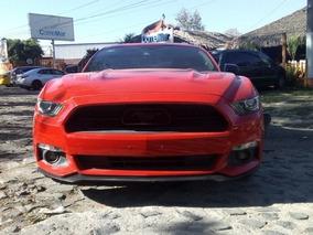 Ford Mustang 5.0l Gt 50 Años.. Seminuevo...