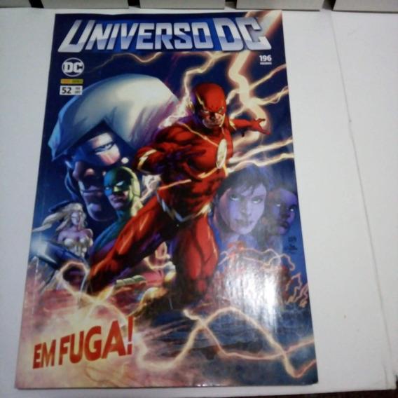 Universo Dc - (os Novos 52!) - Em Fuga! - Edição 52