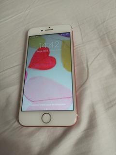 iPhone 7 128gb Rosé Semi-novo Frete Grátis Sem Detalhes