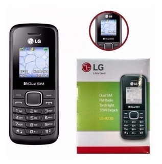 10x Celular Simples Lg B220 Perfeito P/ Idosos