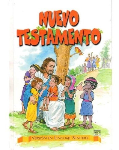 Pack Libro Amor De Dios Ilustado Y Nuevo Testamento Ilus Tla