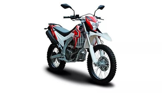 Guerrero Gxr 300 - Masera Motos