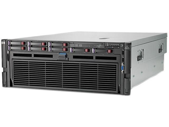 Servidor Hp Proliant Dl580 G7 Sixcore 500gb Seminovo