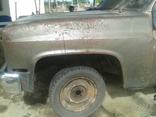 Trompa De Chevrolet C10 C30