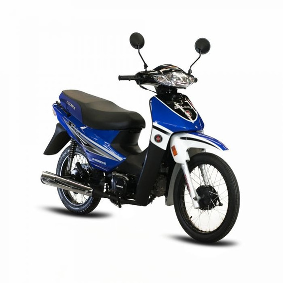Gilera Smash 110 New Base - Concesionario Eccomotor