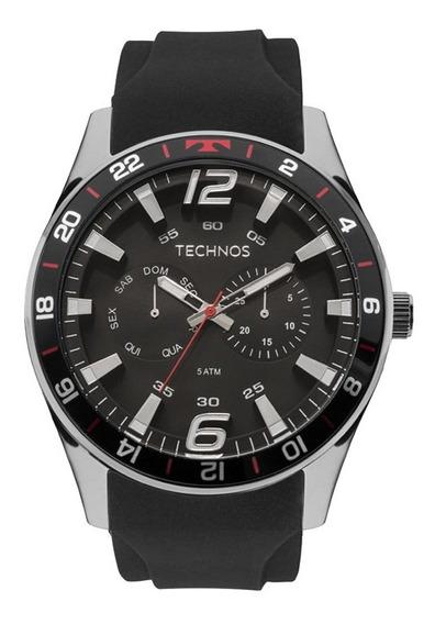 Relógio Technos Masculino Multifunção 6p25bn/8p