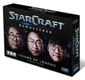 Starcraft Remastered - Voices Of Legend ( Novo E Lacrado )