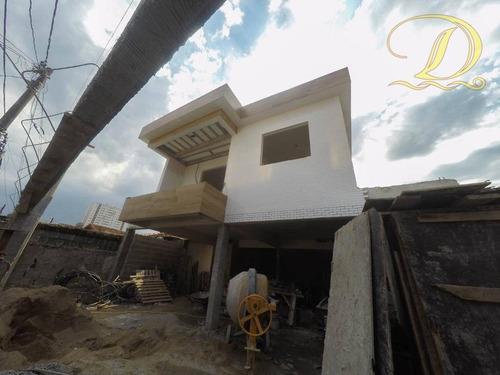 Imagem 1 de 15 de Casa De Condomínio Com 2 Dormitórios À Venda Na Aviação Por R$ 220.000,00 !! Aceita Financiamento! - Ca0198