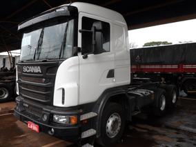 Scania G 480 6x4 Bug Pesado Traçado Cab. Leito 2013/2013