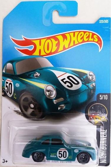 Porsche 356a Outlaw Verde Hot Wheels 2017 325/365