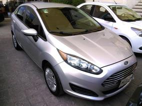 Como Nuevo Ford Fiesta 1.6 S Sedan Mt