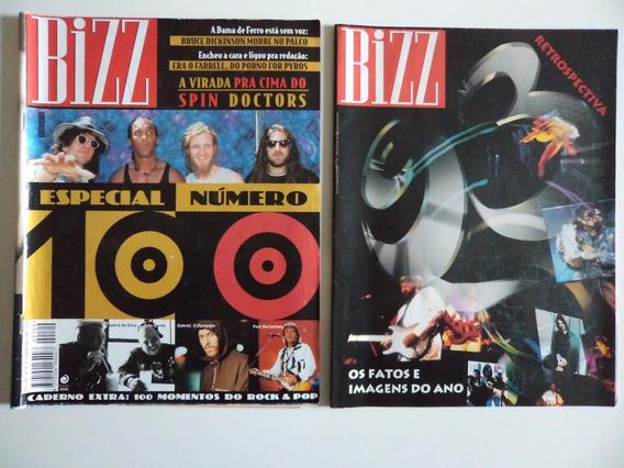 Revista Bizz Ano 9 N 11 - Edição N 100